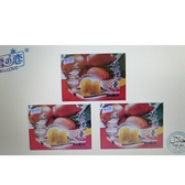 [9玉山最低網] 雪之戀  芒果凍x3盒(恕不附提袋)