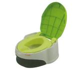 Combi 優質坐式分段訓練便器(加贈 nac nac嬰兒抗菌濕巾22抽【5包/串】)