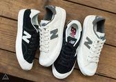 NEW BALANCE PROCTSBE NB 帆布鞋 復古 開口笑 韓國公司貨 黑白 米白 兩色