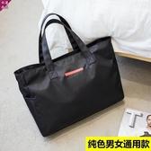 防水健身包行李袋短途小容量手提旅行包男女生加厚尼龍布包媽咪潮【快速出貨】