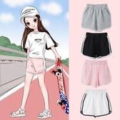 女童短褲外穿百搭薄款2020兒童洋氣運動褲12歲夏裝中大童夏季褲子 貝芙莉