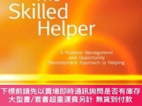 二手書博民逛書店The罕見Skilled Helper: A Problem Management and Opportunity