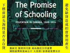 二手書博民逛書店The罕見Promise Of Schooling: Educa