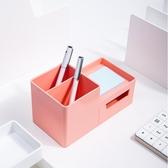 筆筒女創意時尚韓國小清新收納盒