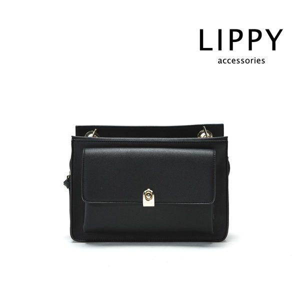 LIPPY  Eleanor艾琳諾 -大黑  Crossbody 側背包