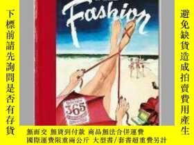 二手書博民逛書店TASCHEN罕見365 Day-by-Day. Fashion Ads of the 20th Century奇