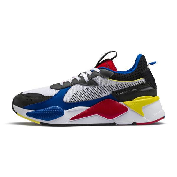 Puma RS-X Toys 紅藍 男女 運動鞋 老爹鞋 休閒鞋 鋼彈 玩具系列 慢跑鞋 36944902