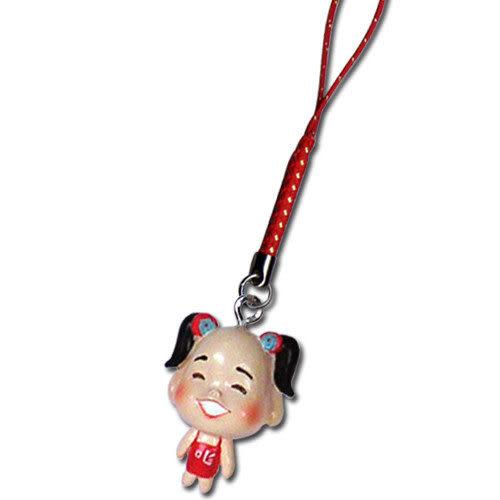 【無敵珊寶妹】福氣三太子系列招福商品 - 手機吊飾