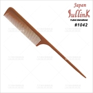 日本高密度電木梳子(#1042)密中齒尖尾[43347]