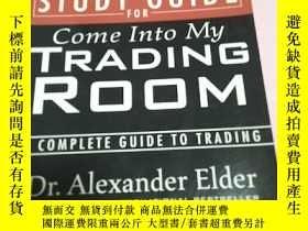 二手書博民逛書店Come罕見Into My Trading RoomY31098