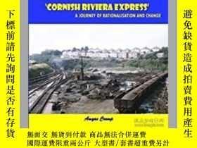 二手書博民逛書店In罕見the Tracks of the Cornish Riviera Express-在康沃爾裏維埃拉快車的