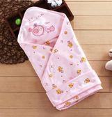 新生兒包被夏季薄款純棉春秋嬰兒包被抱毯包巾襁褓被子寶寶用品