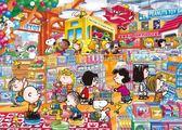 【拼圖總動員 PUZZLE STORY】史努比-玩具店 日本進口拼圖/Epoch/Snoopy/500P