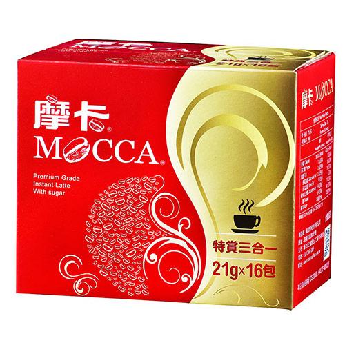摩卡特賞三合一咖啡21Gx16【愛買】