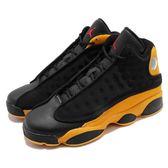 Nike Air Jordan 13 Retro BG Melo Class of 2002 黑 金 喬丹 13代 XIII 女鞋 大童鞋【PUMP306】 884129-035