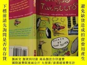 二手書博民逛書店teasing罕見tongue twisters:戲弄繞口令Y200392