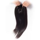 假髮片(真髮)-遞針全手織直髮30cm女...