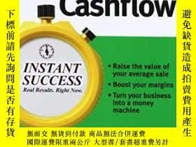 二手書博民逛書店Instant罕見Cashflow (instant Succe