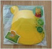 日本迪士尼 造型重覆黏濕紙巾專用盒蓋 黃維尼 (9317) -超級BABY