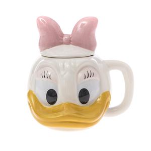 迪士尼系列造型馬克杯-黛西440ml