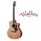 [唐尼樂器] 分期免運 Walden NATURA G570CE 西卡雲杉 面單板 GA 桶身 民謠吉他 電木吉他