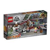 LEGO 樂高 Jurassic World 75932 Jurassic Park Velociraptor Chase (360 Pieces)
