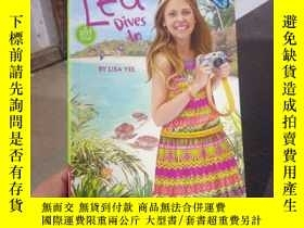 二手書博民逛書店Lea罕見Dives In (Book 1 Paperback)