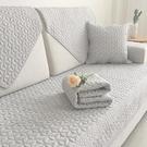 純棉沙發墊四季通用全棉布藝防滑坐墊蓋布簡約現代北歐沙發套罩巾 璐璐