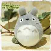 龍貓 TOTORO 2016 日本新品 造型鑰匙圈/包包吊飾 灰龍貓款 該該貝比日本精品 ☆