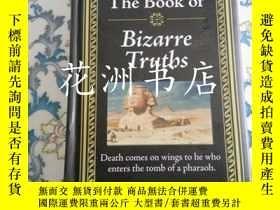 二手書博民逛書店THE罕見BOOK OF BIZARRE TRUTBSY1979
