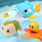 嬰兒洗澡玩具兒童游泳戲水男女孩噴水花灑【雲木雜貨】