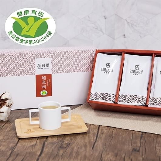 【品純萃】鱸魚精 原廠直送 (10入養生組合) 60cc/包