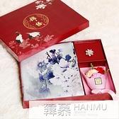 高檔禮盒生日禮物母親節送媽媽婆婆老年人的實用送禮長輩絲巾 母親節禮物