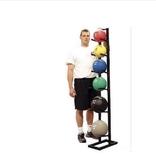 籃球架新款鐵藝籃球收納架籃球足球展示架家用室內放操場擺飾LX新年禮物