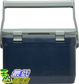 [106美國直購] Stanley 10-01623-002 (16 Qt) 牛仔藍 Adventure Cooler 可提式保溫冰桶 保冷箱