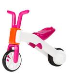 比利時Chillafish二合一漸進式玩具Bunzi寶寶平衡車-亮桃紅