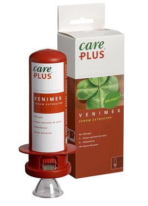 Care Plus 毒液吸取器38700 /第一時間自救處傷口 /  Venimex Venom extractor
