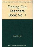 二手書博民逛書店《Finding Out-Teacher s Book: Lev