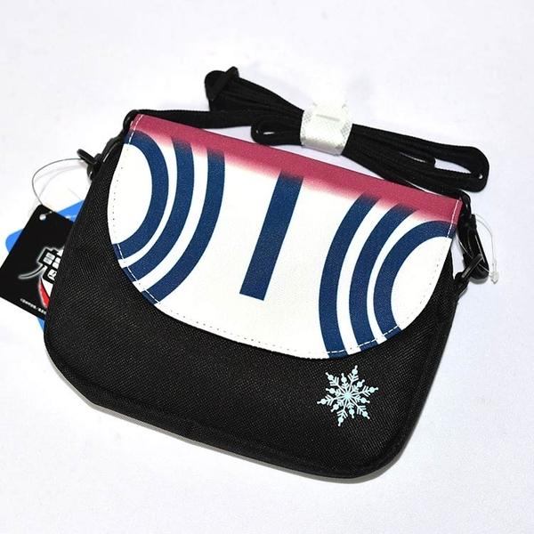 鬼滅之刃 猗窩座 手機側背包, 手機包, 錢包, 證件包 BANDAI日本正版