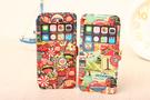 88柑仔店-- ~韓國彩繪開窗 蘋果iphone6 Plus 皮套  6Plus 手機套 6SPlus 卡通保護套殼 5.5吋