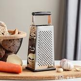 不銹鋼擦絲器立體多功能切絲器家用廚房土豆絲刨絲切片切菜神器 Korea時尚記
