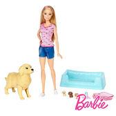 Barbie 芭比娃娃 寵物孕育育兒組 美泰兒正貨 麗翔親子館