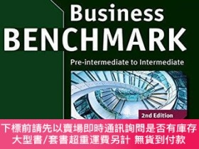 二手書博民逛書店Business罕見Benchmark Pre-intermediate To Intermediate Busi