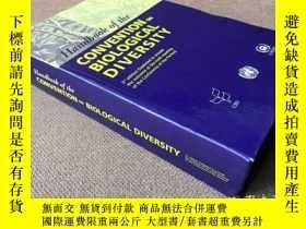 二手書博民逛書店Handbook罕見of the Convention on B