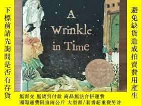 二手書博民逛書店A罕見Wrinkle In TimeY198987 Madeleine L Engel Square Fish