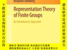二手書博民逛書店Representation罕見Theory Of Finite Groups-有限群的表示理論Y436638