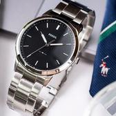 FOSSIL 極簡品味時尚質感腕錶 FS5307 熱賣中!