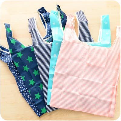 【全館5折】WaBao 可折疊超市購物袋 手提袋 手拎帶 =D0A217=