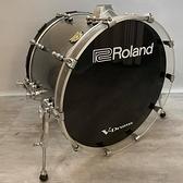 凱傑樂器 Roland KD-A22 大鼓拾音器 搭配 JD 客製壓克力大鼓 電子鼓 中古美品