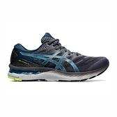 Asics Gel-nimbus 23(2E) [1011B006-020] 男鞋 運動 休閒 慢跑 緩衝 亞瑟士 灰